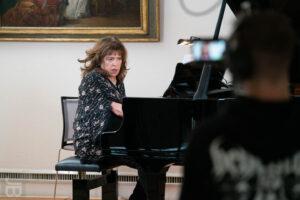 Artist in Residence Elena Bashkirova (Foto: Joachim Blobel)